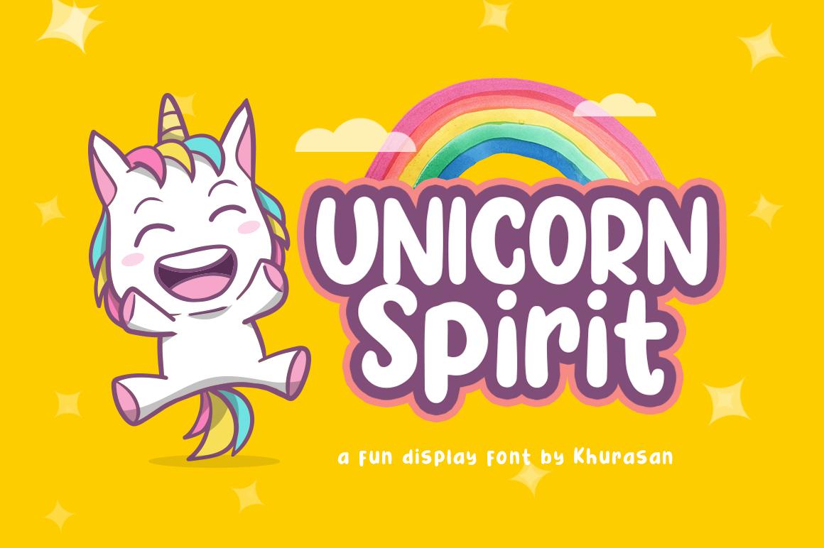 Unicorn Spirit example image 1