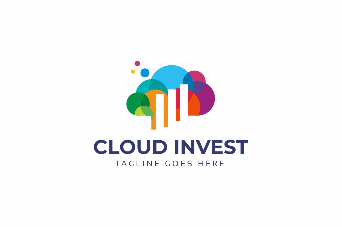 Cloud Invest Logo example image 1