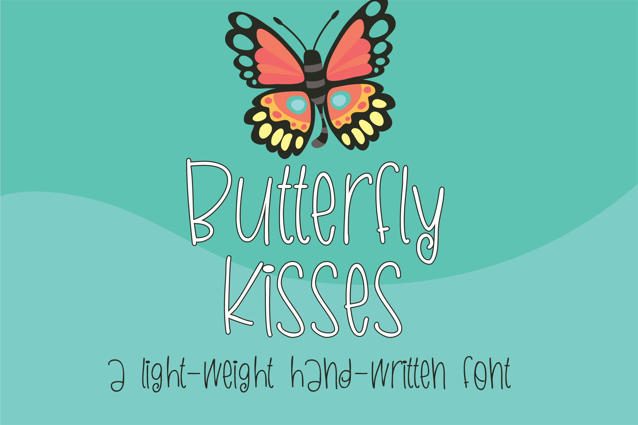 PN Butterfly Kisses example image 1
