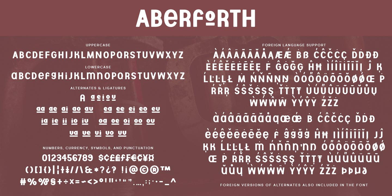 Aberforth example image 4