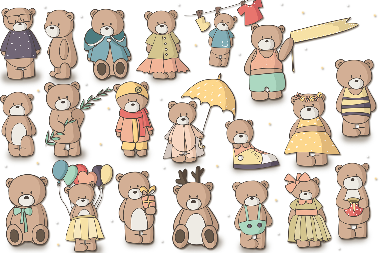 Teddy Bears example image 5