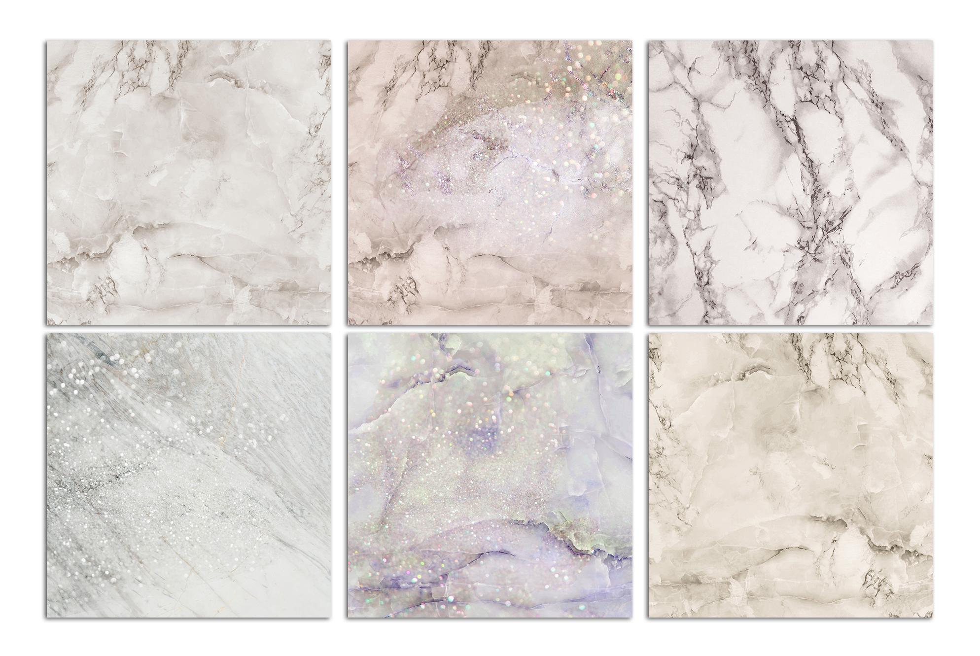 Marble Digital Paper BUNDLE example image 5