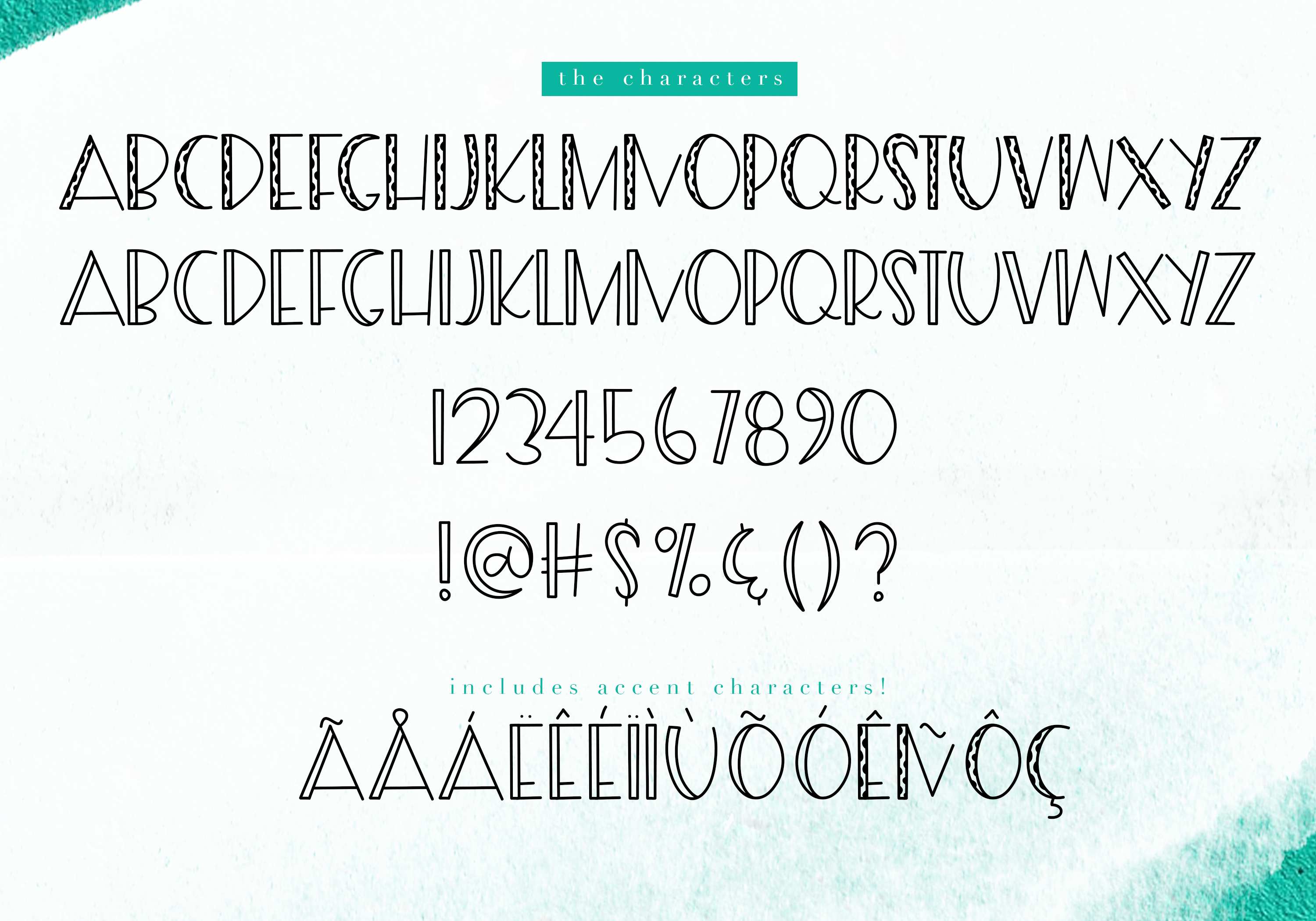 Whirlwind - A Fun Handwritten Font example image 9
