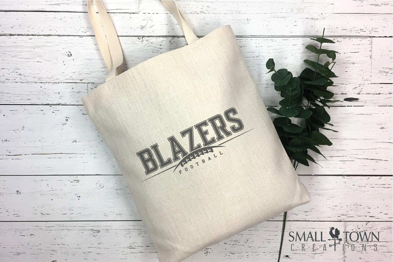 Blazer, Blazers Football, Sports, Design, PRINT, CUT, DESIGN example image 4