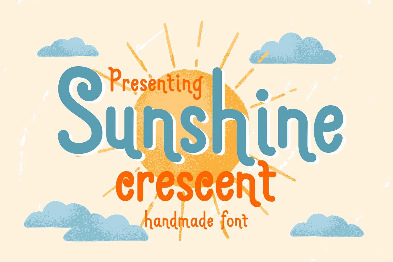 Sunshine Crescent example image 1