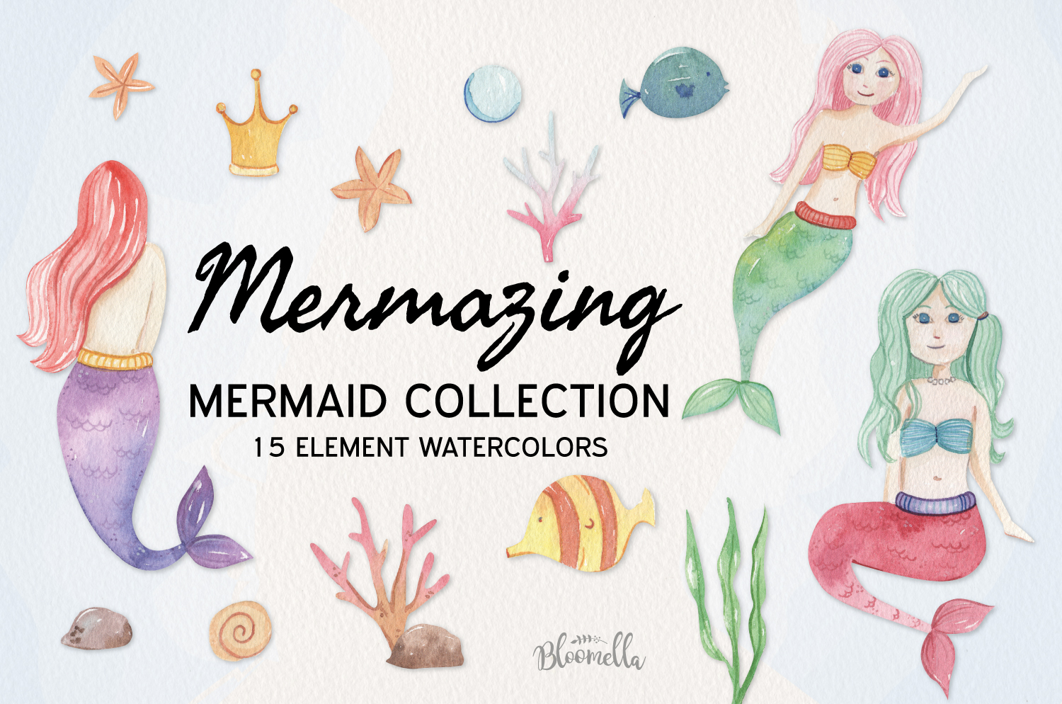 Mermazing Mermaid Collection example image 1