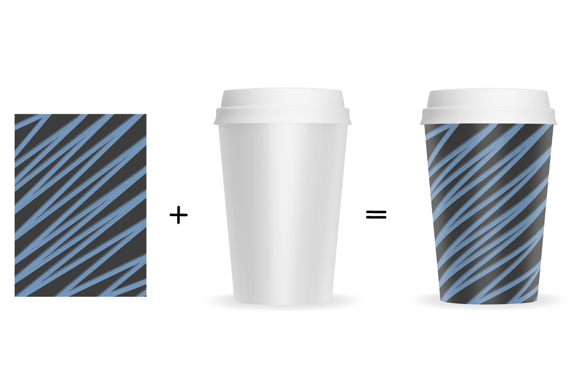 Paper Coffee Cup Mockup V1 example image 2