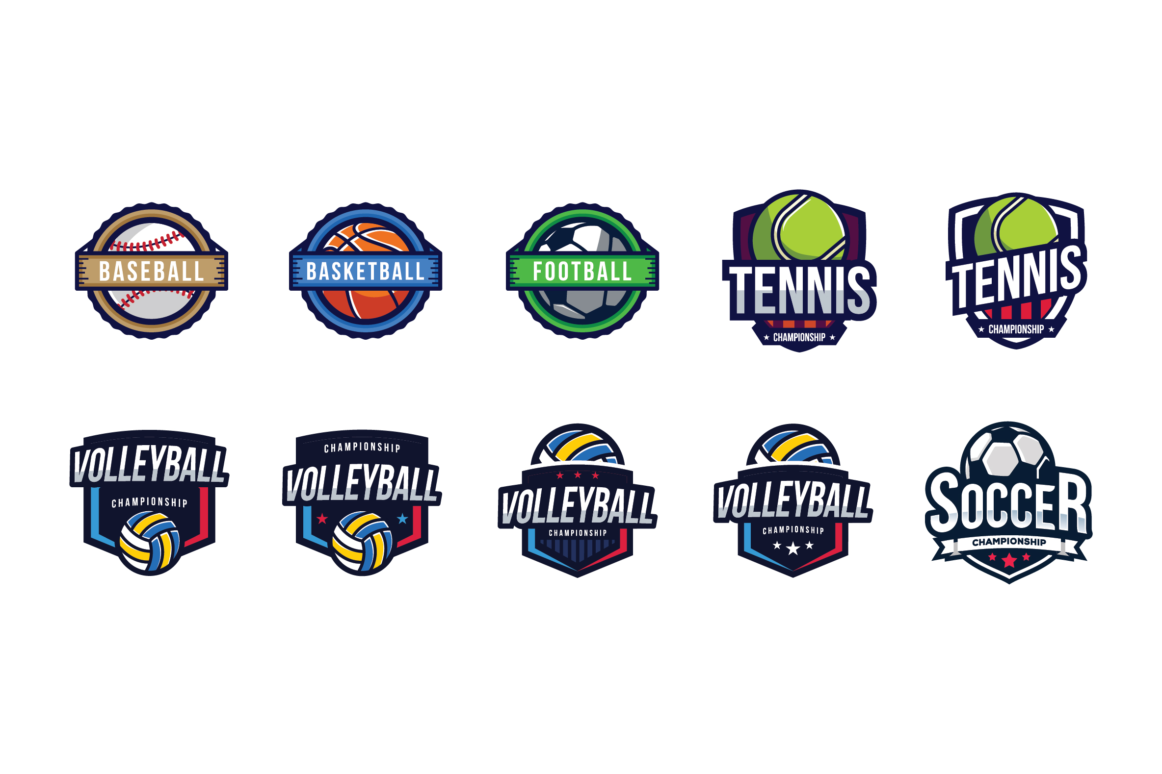 70 American Logo Sports example image 6