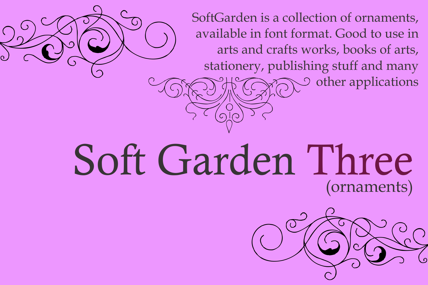 Soft Garden Three example image 3