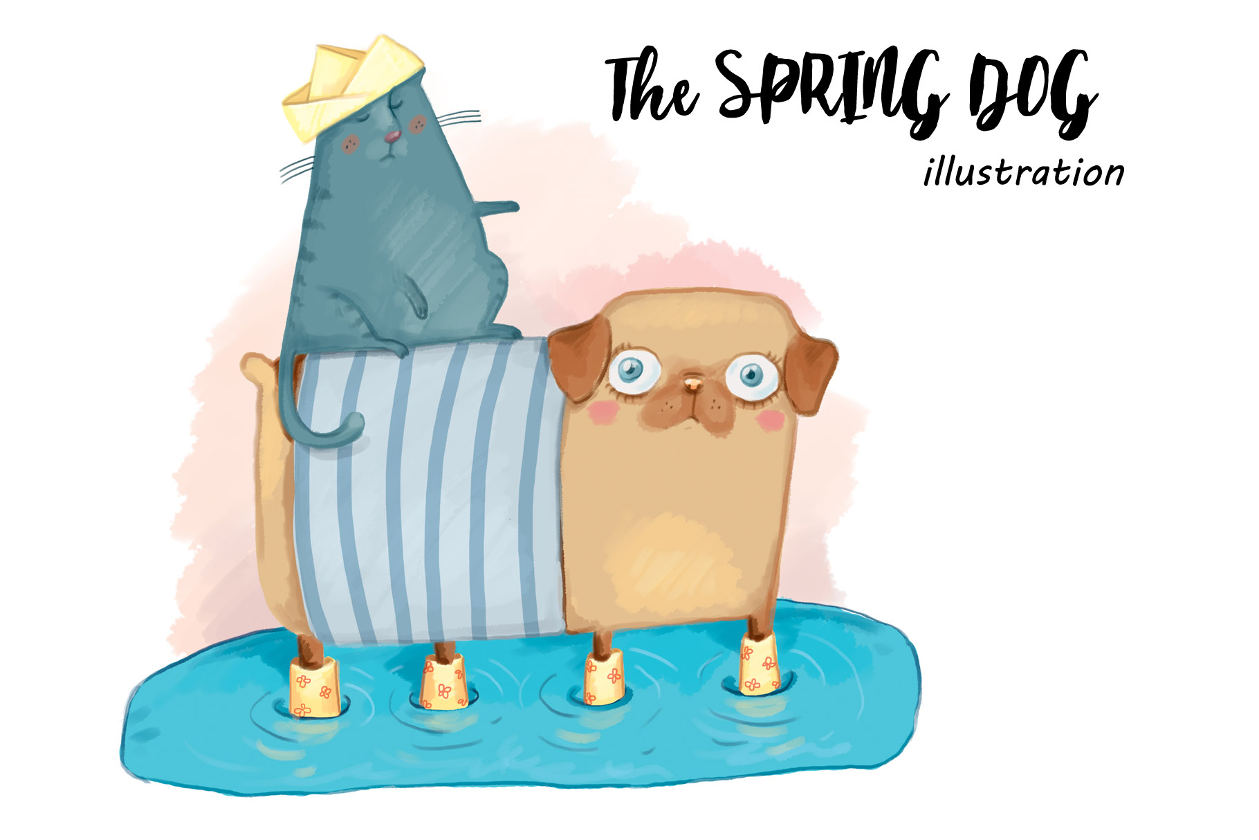 The Spring Dog example image 1
