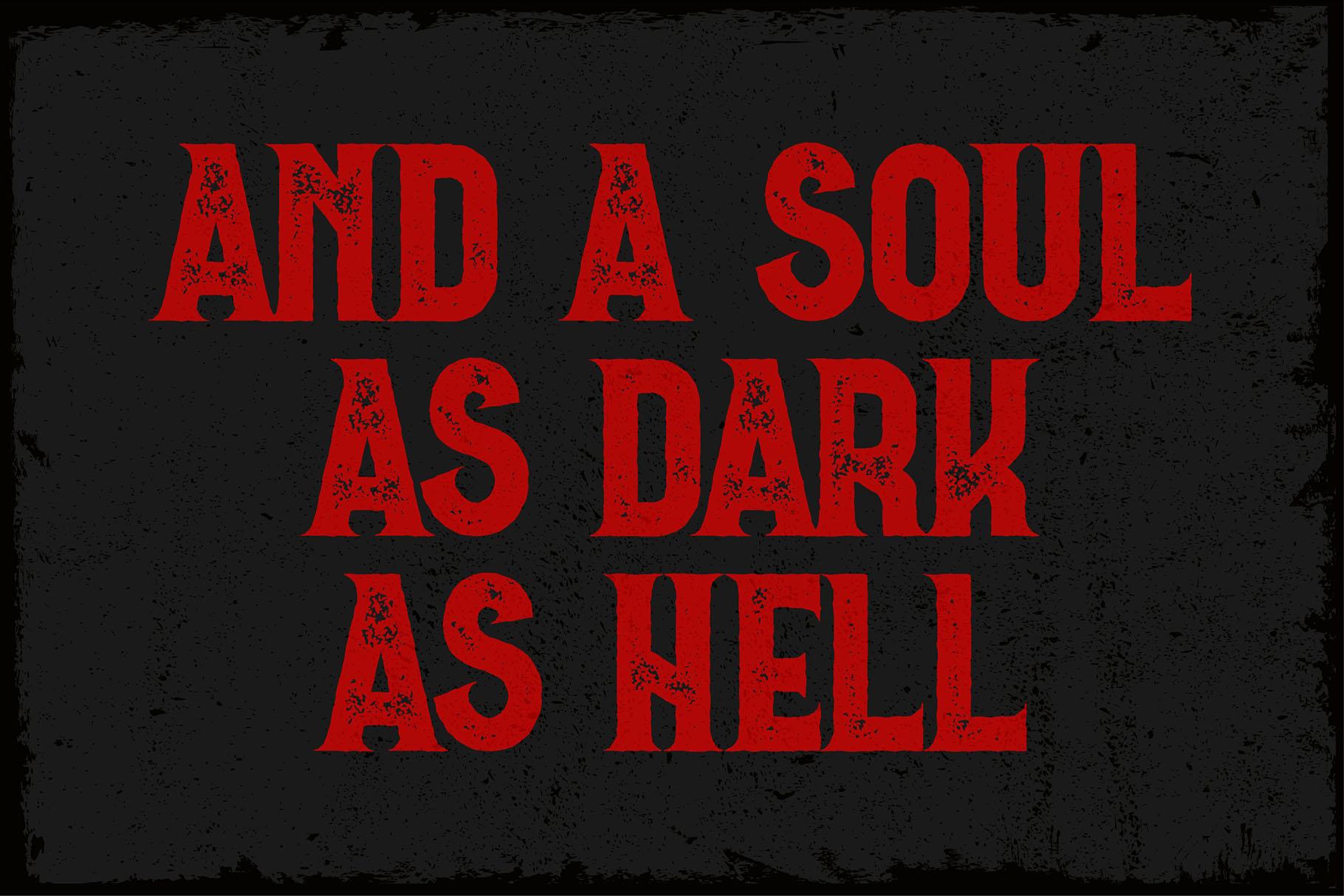 Darkest Saturday Duo example image 2