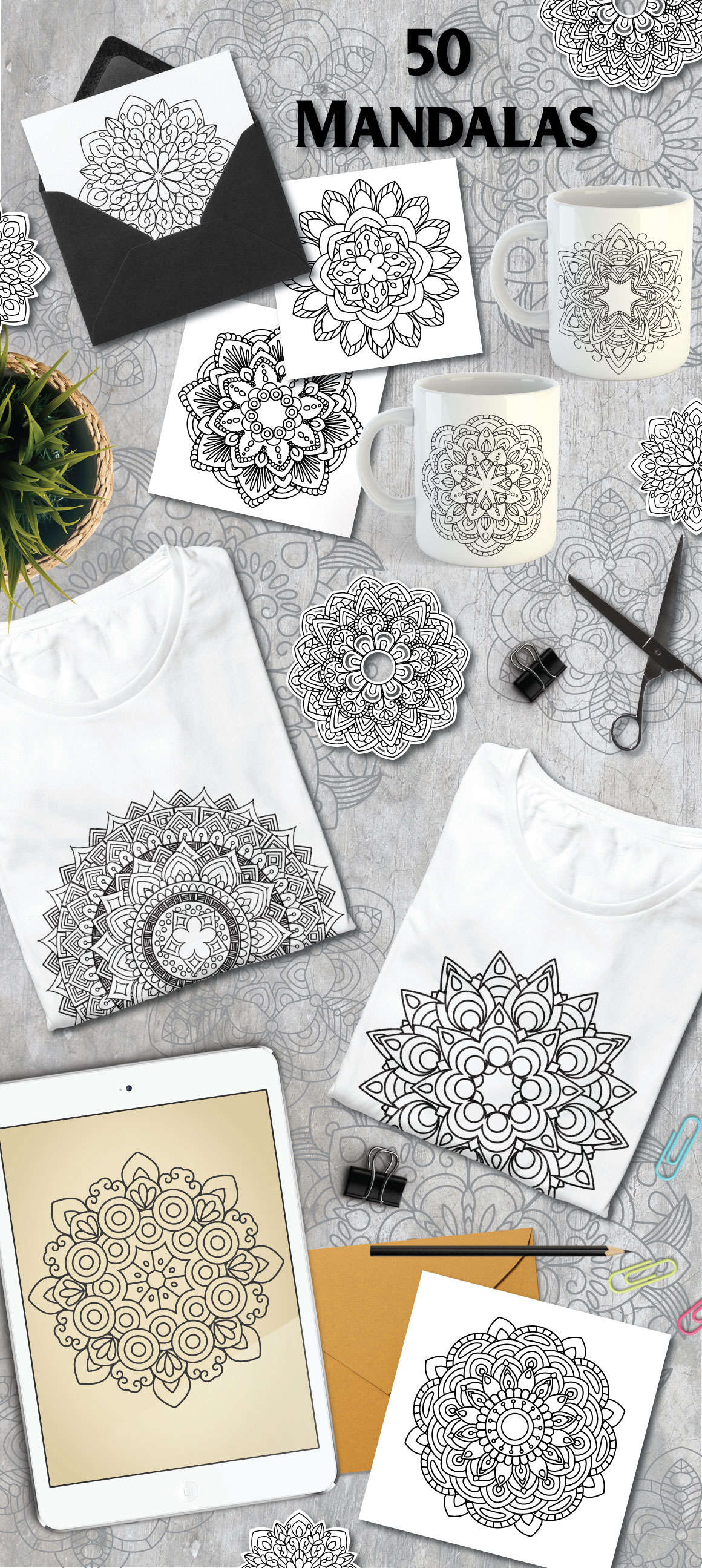 Mandalas Collection example image 2