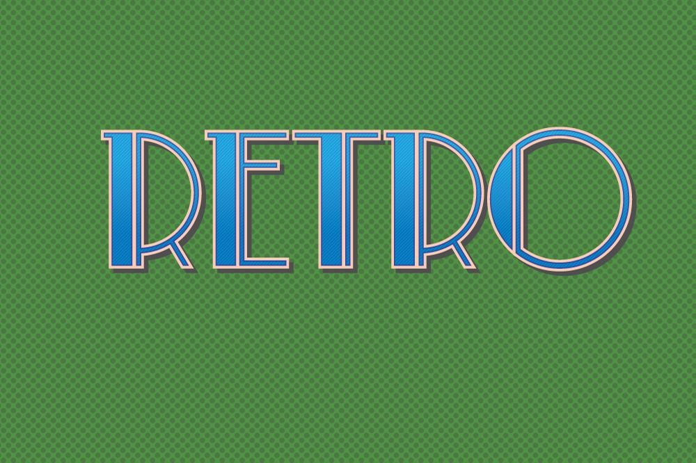 10 Retro Vintage Graphic Style for Adobe Illustrator example image 9