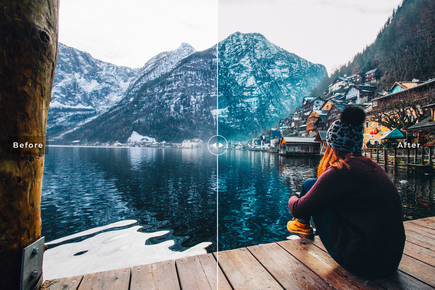 Nature Mobile and Desktop Lightroom Presets Collection example image 2