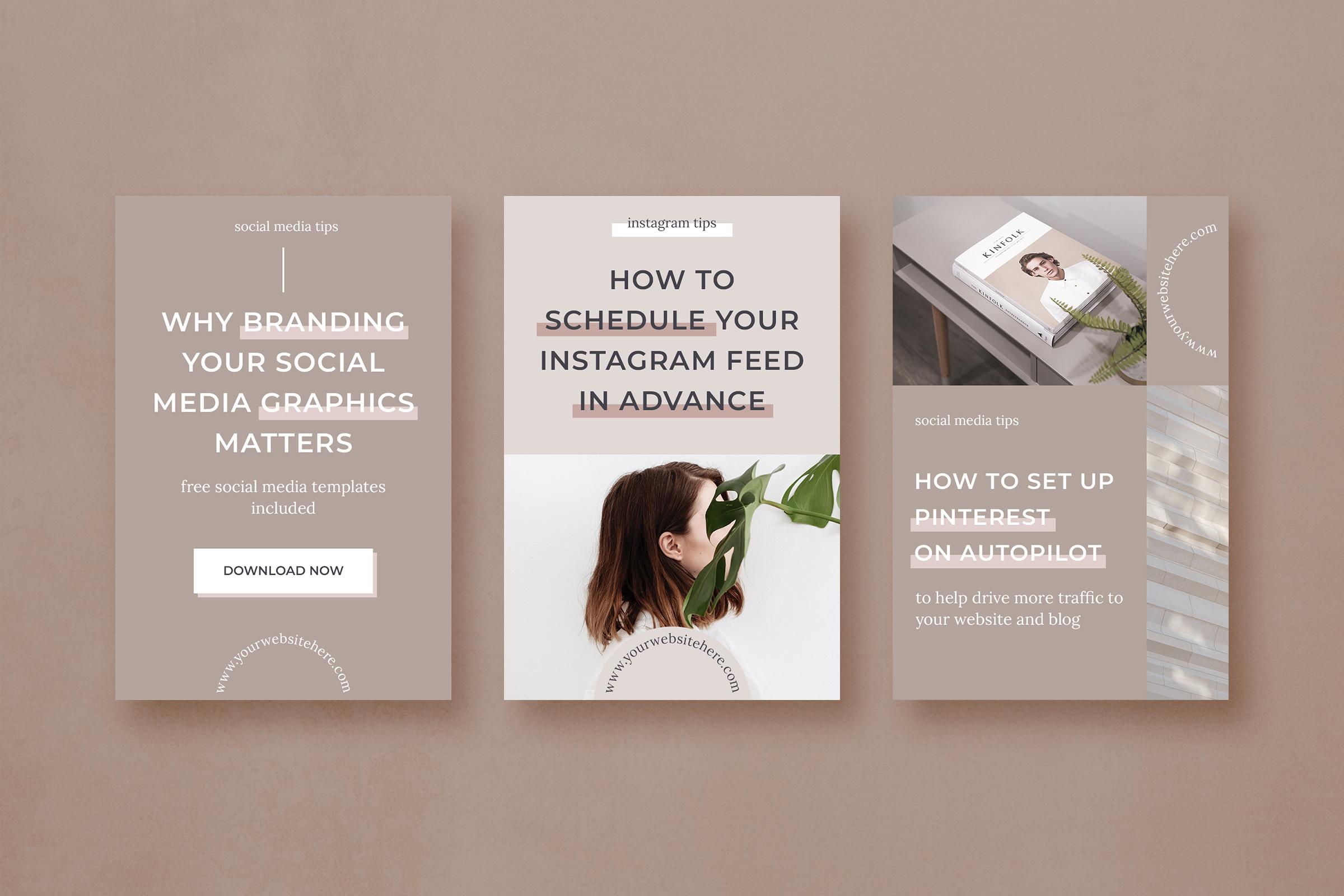 Infopreneur social media marketing bundle for bloggers example image 5