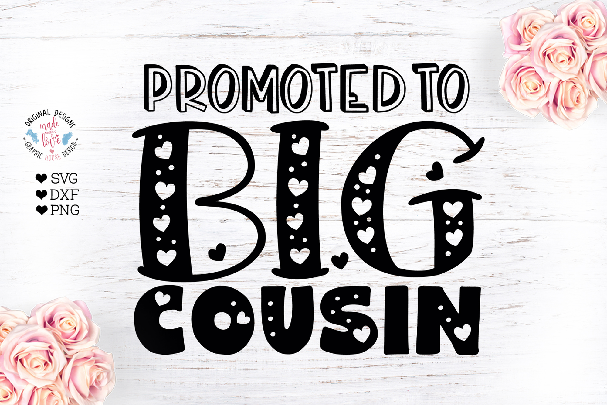 Promoted to Big Cousin example image 2