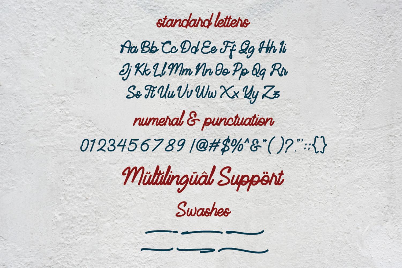 Greatquest Bold Script example image 4