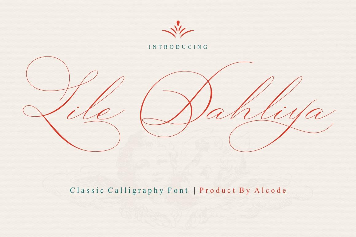 Lile Dahliya example image 1