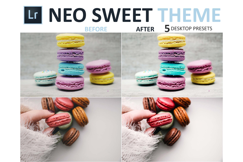Neo Sweet Theme Desktop Lightroom Presets example image 10