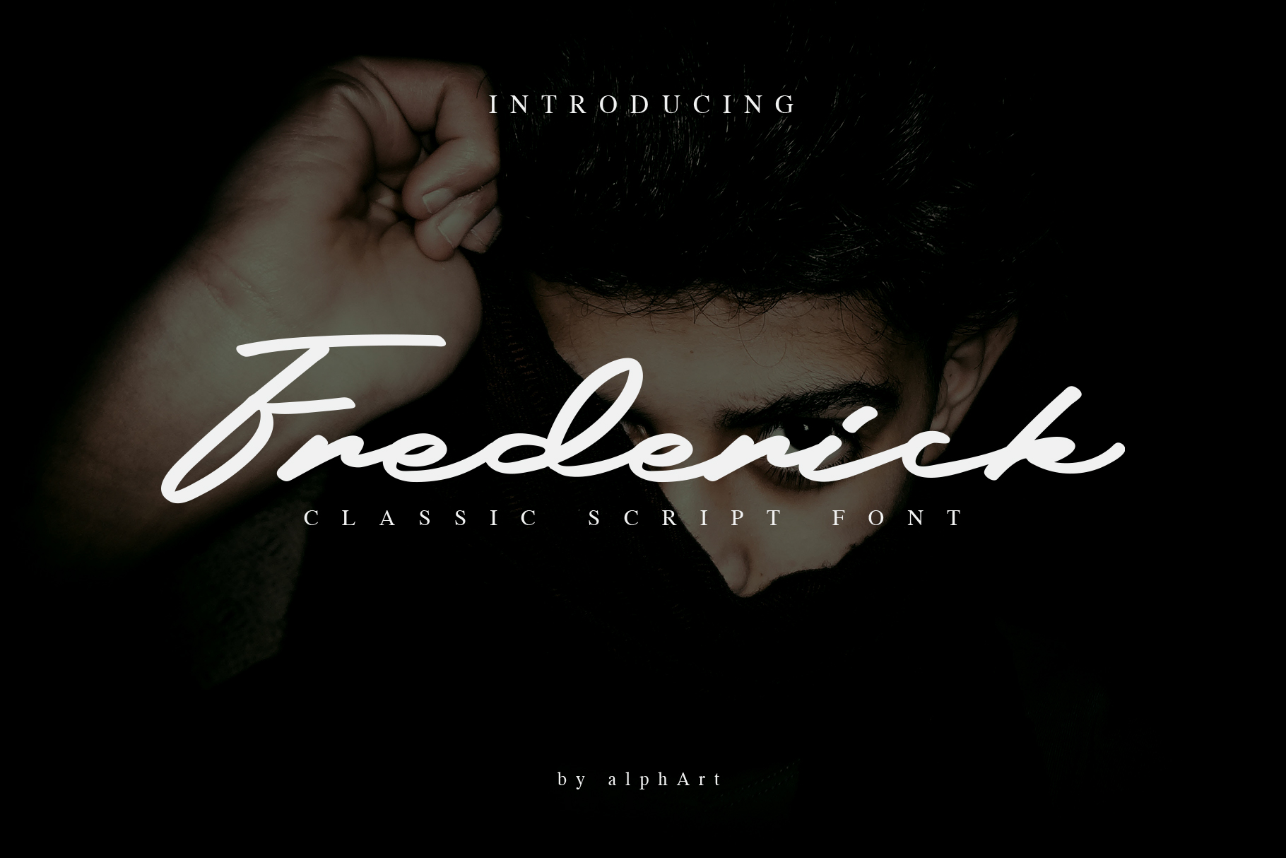 Frederick - a Classic Script Font example image 1