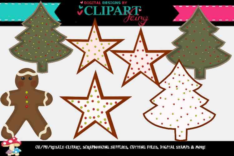 Christmas Cookies example image 1