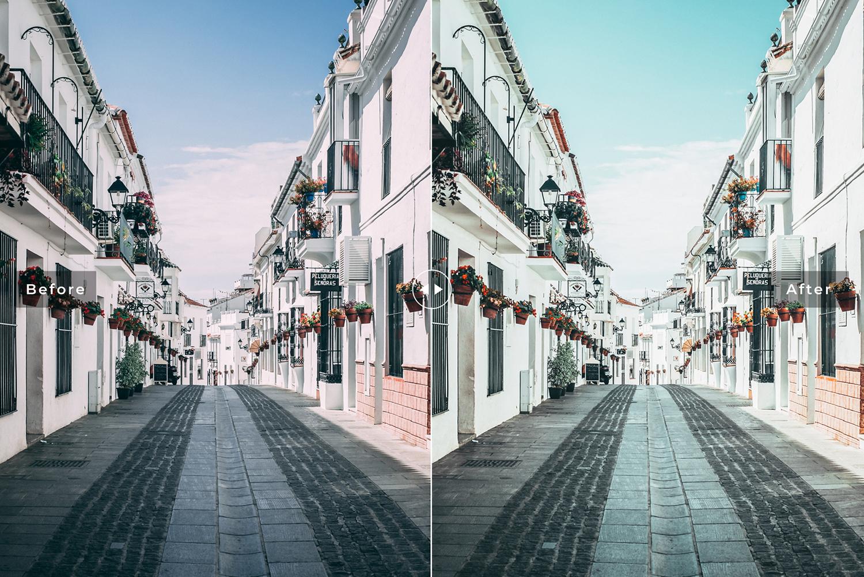 Spain Mobile & Desktop Lightroom Presets example image 6