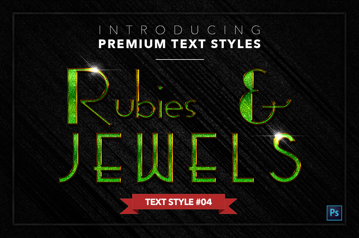 Rubies & Jewels #1 - 20 Text Styles example image 5