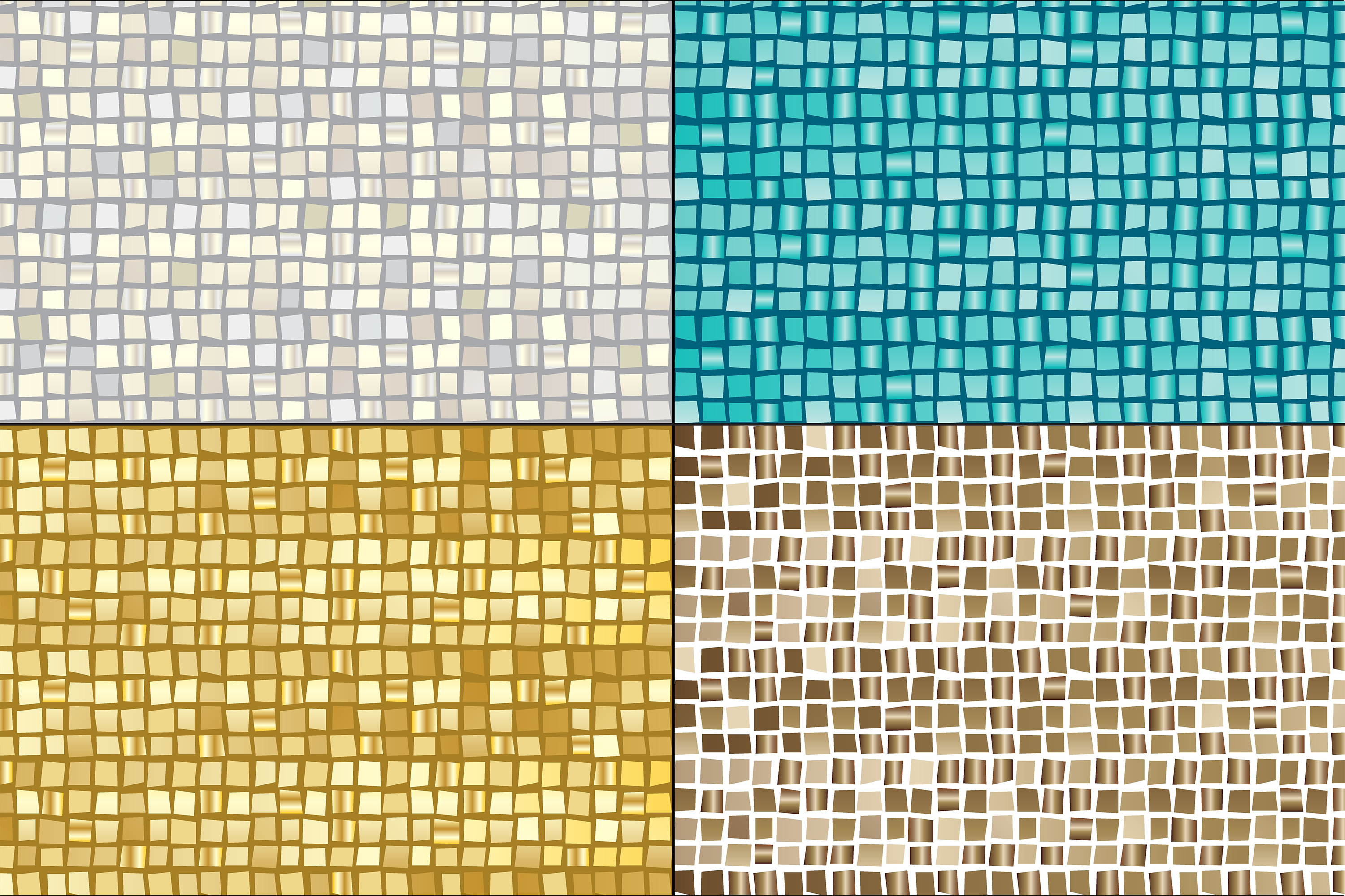 Mosaic Textures example image 3