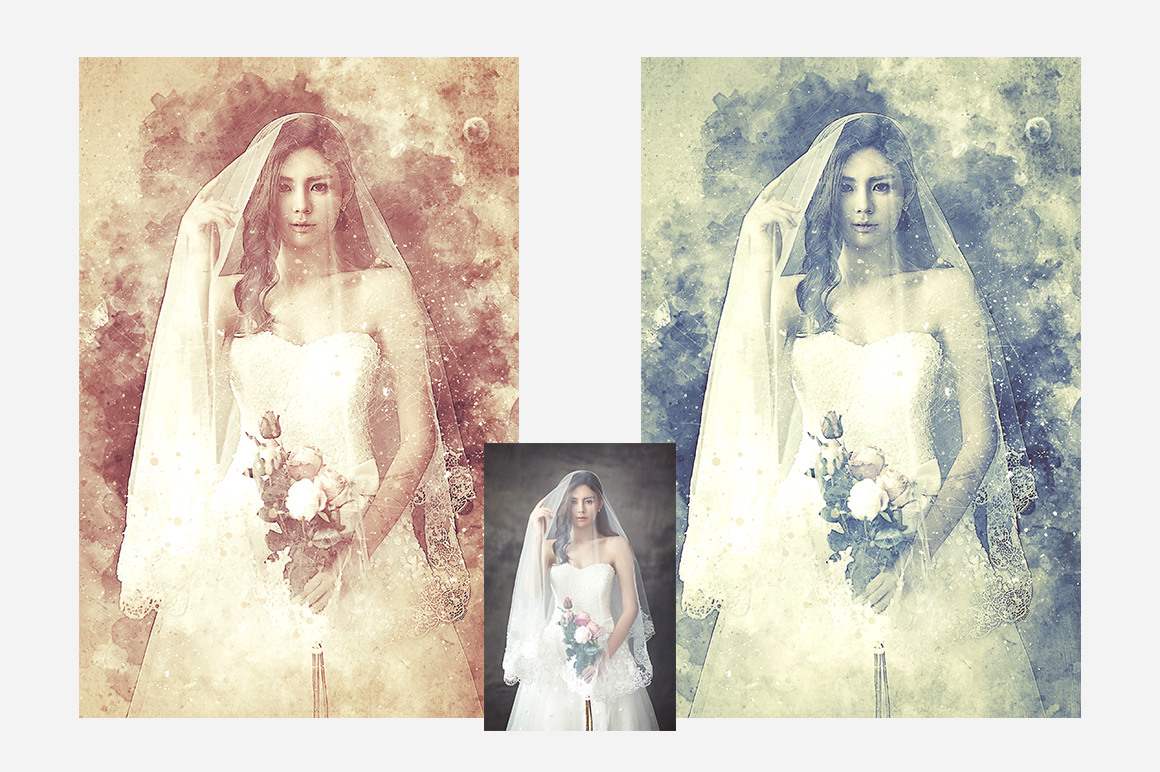 Vintage Art Photoshop Mock-ups example image 16