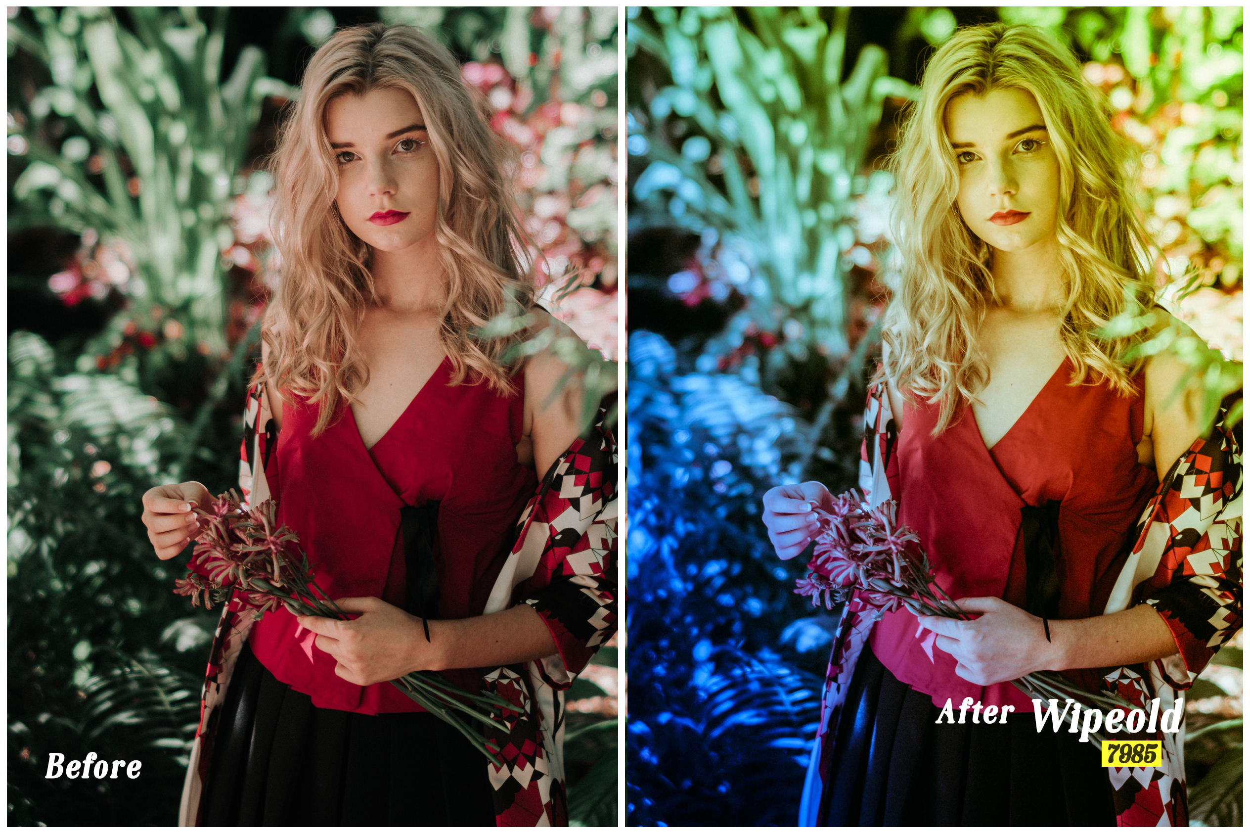 Wipeold Lightroom 100 and ACR 100 Presets example image 10