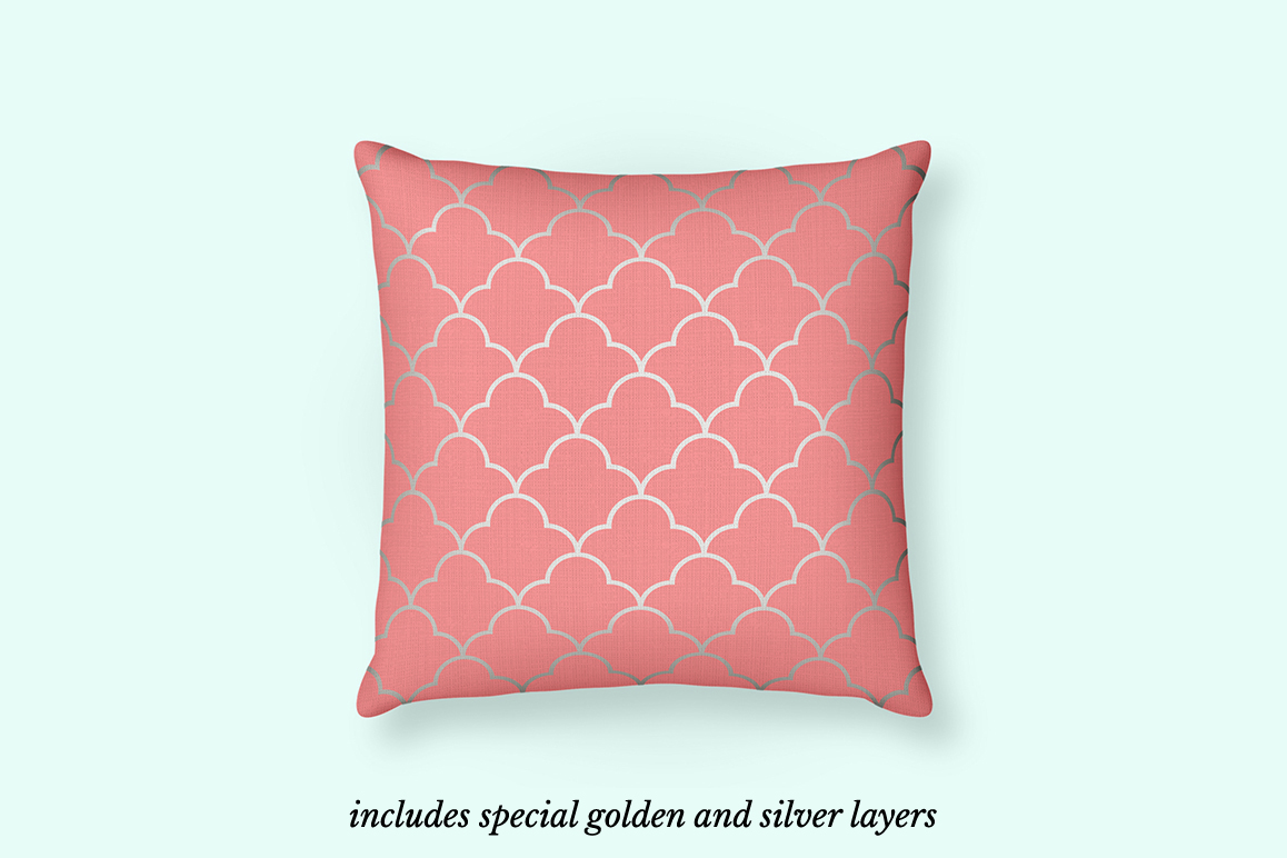Pillow Mock-up. Smart & Simple example image 4