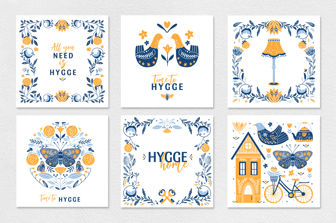 Hygge home collection example image 4