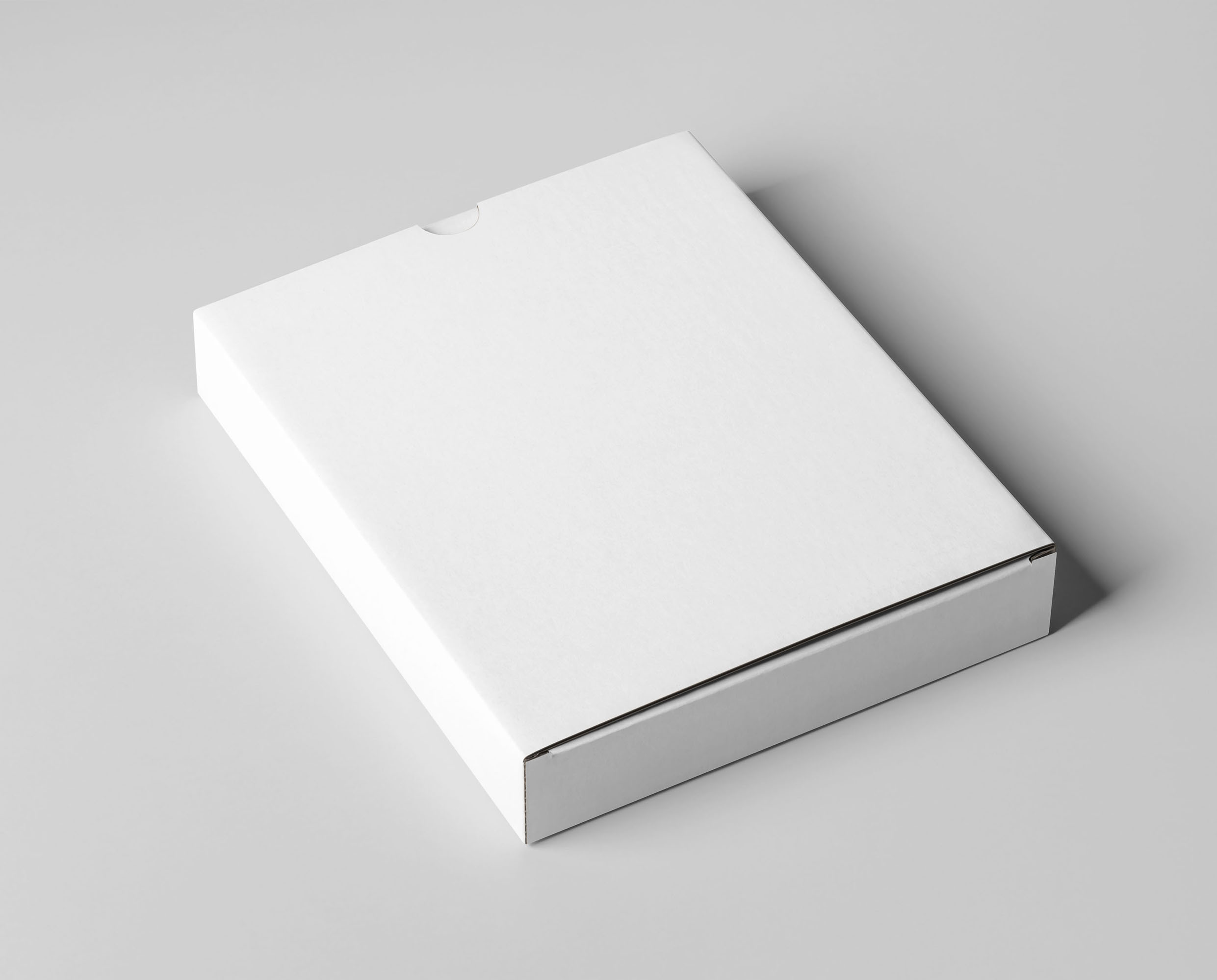 Flat Box Mockup example image 6