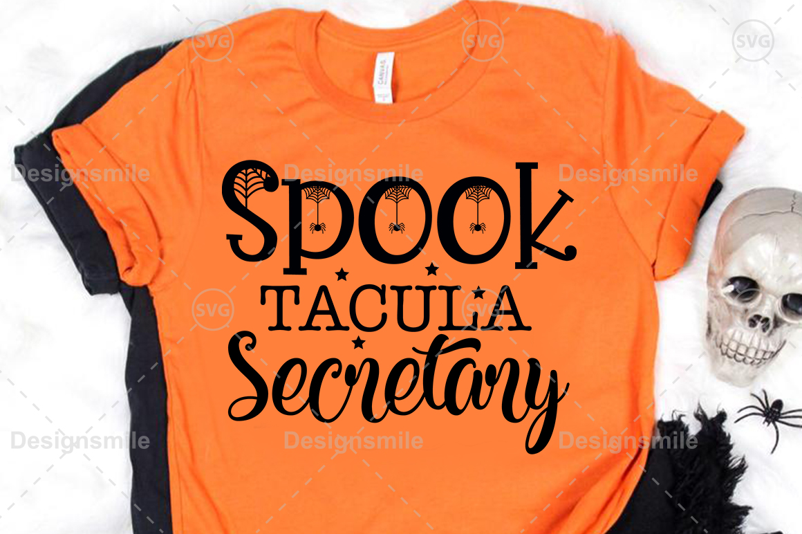 Halloween Tshirt Design Bundle example image 12