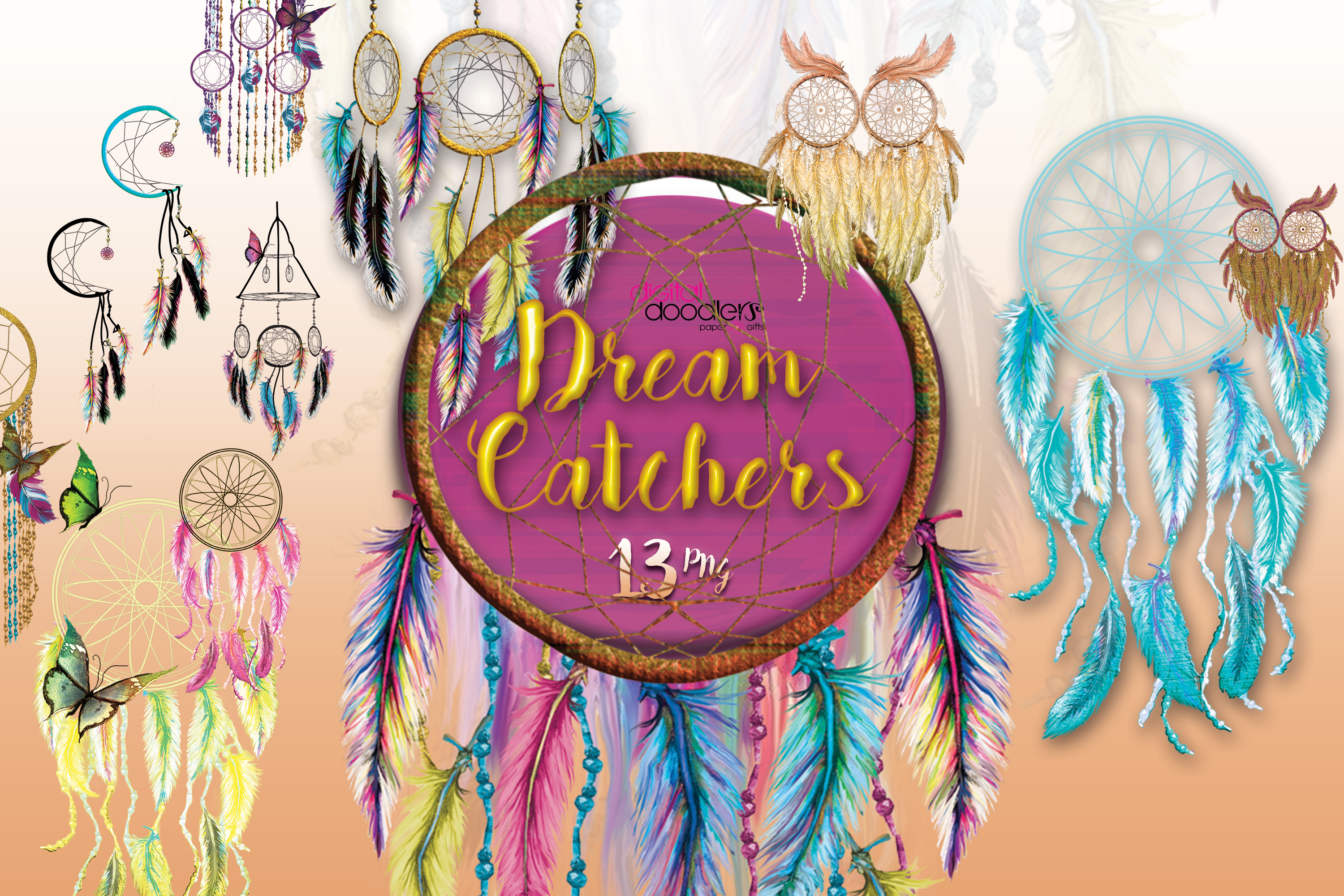 Dream Catchers example image 2