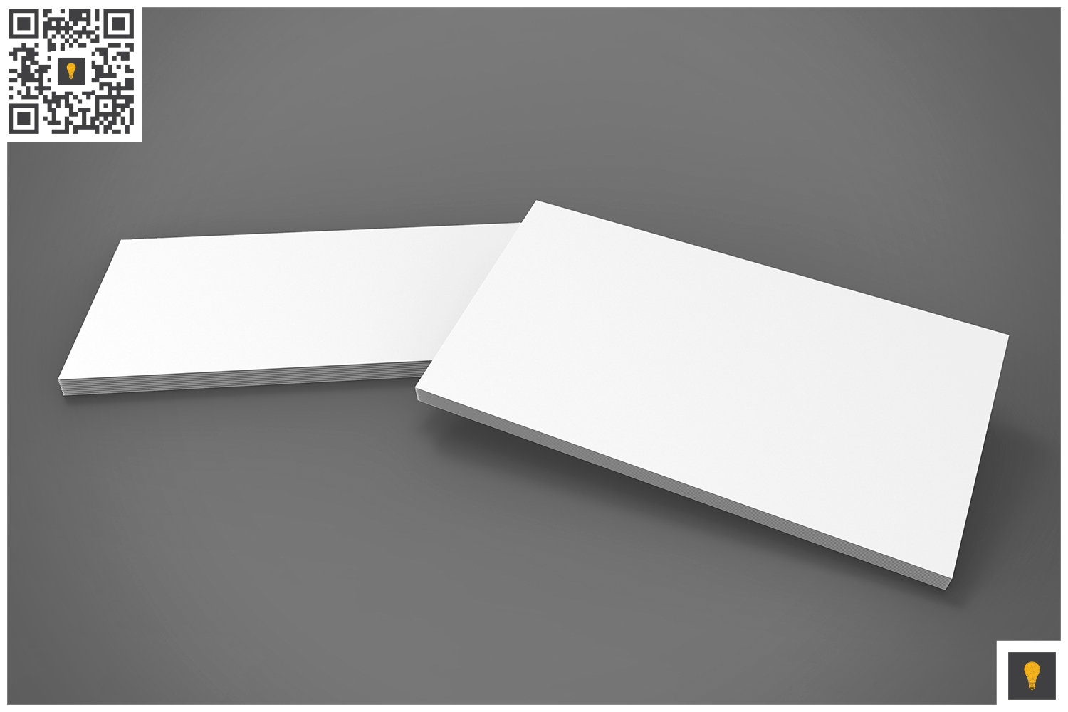 Business Card 3D Render example image 4