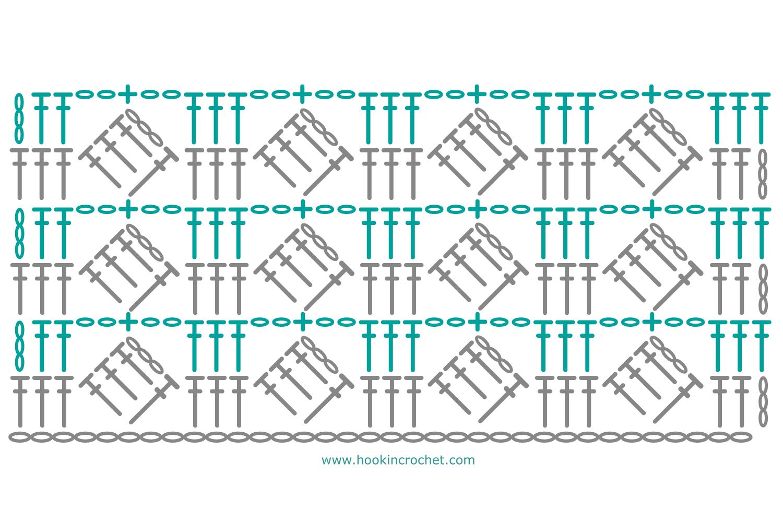 HookinCrochet Symbols 1 Font Software example image 3