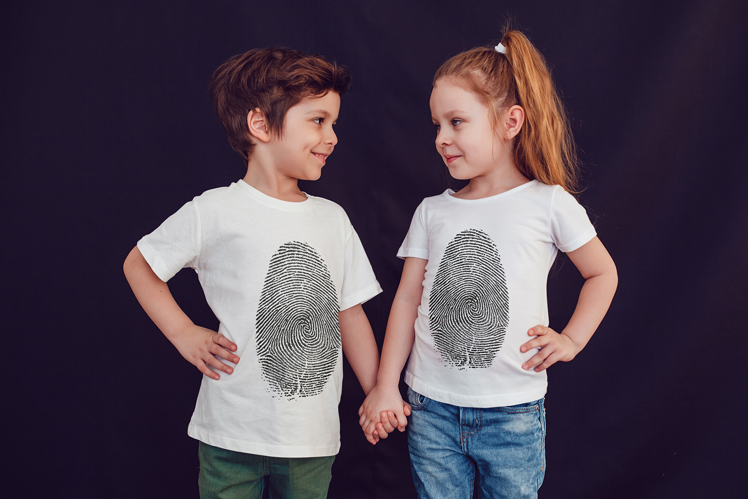 Kids T-Shirt Mock-Up Vol.3 2017 example image 6