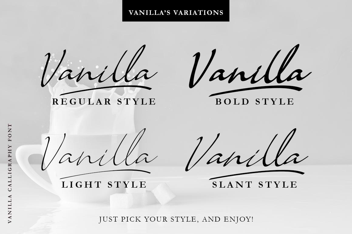 Vanilla example image 2