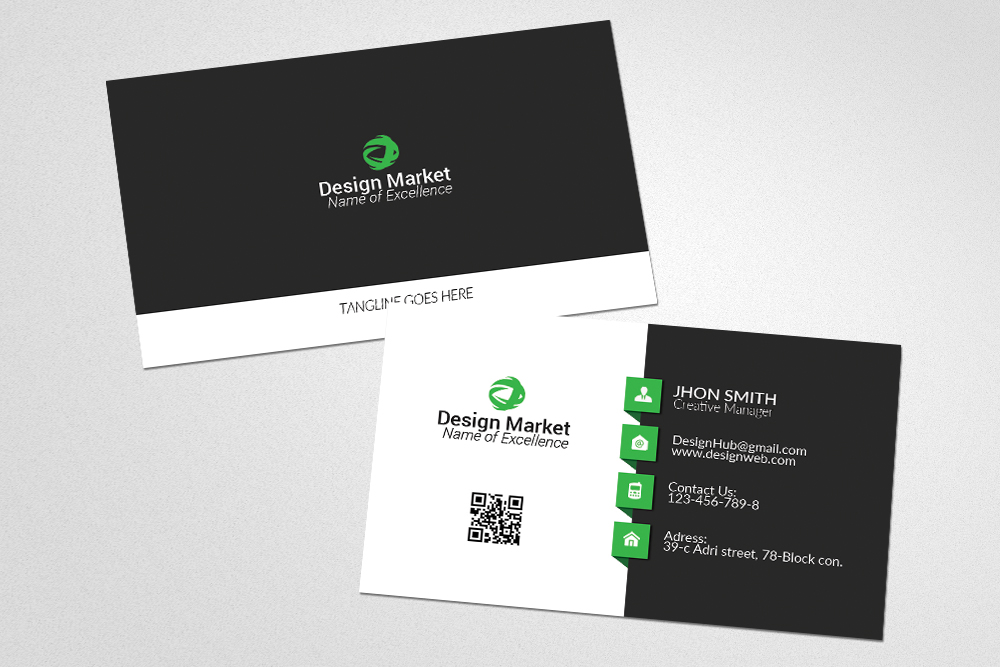 Professional Business Cards example image 3