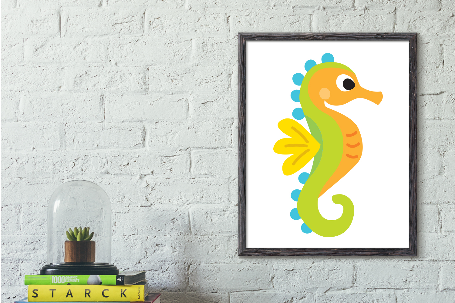 SeaLife Cuties Illustration Collection example image 3