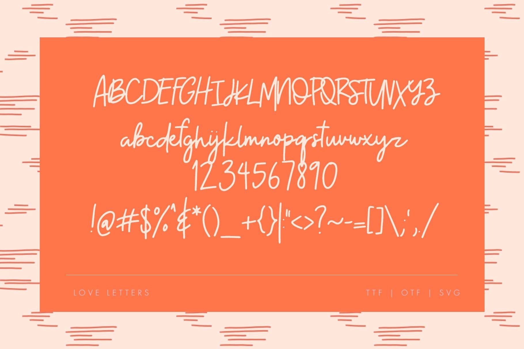 Modern Valentine - Design Toolkit example image 8