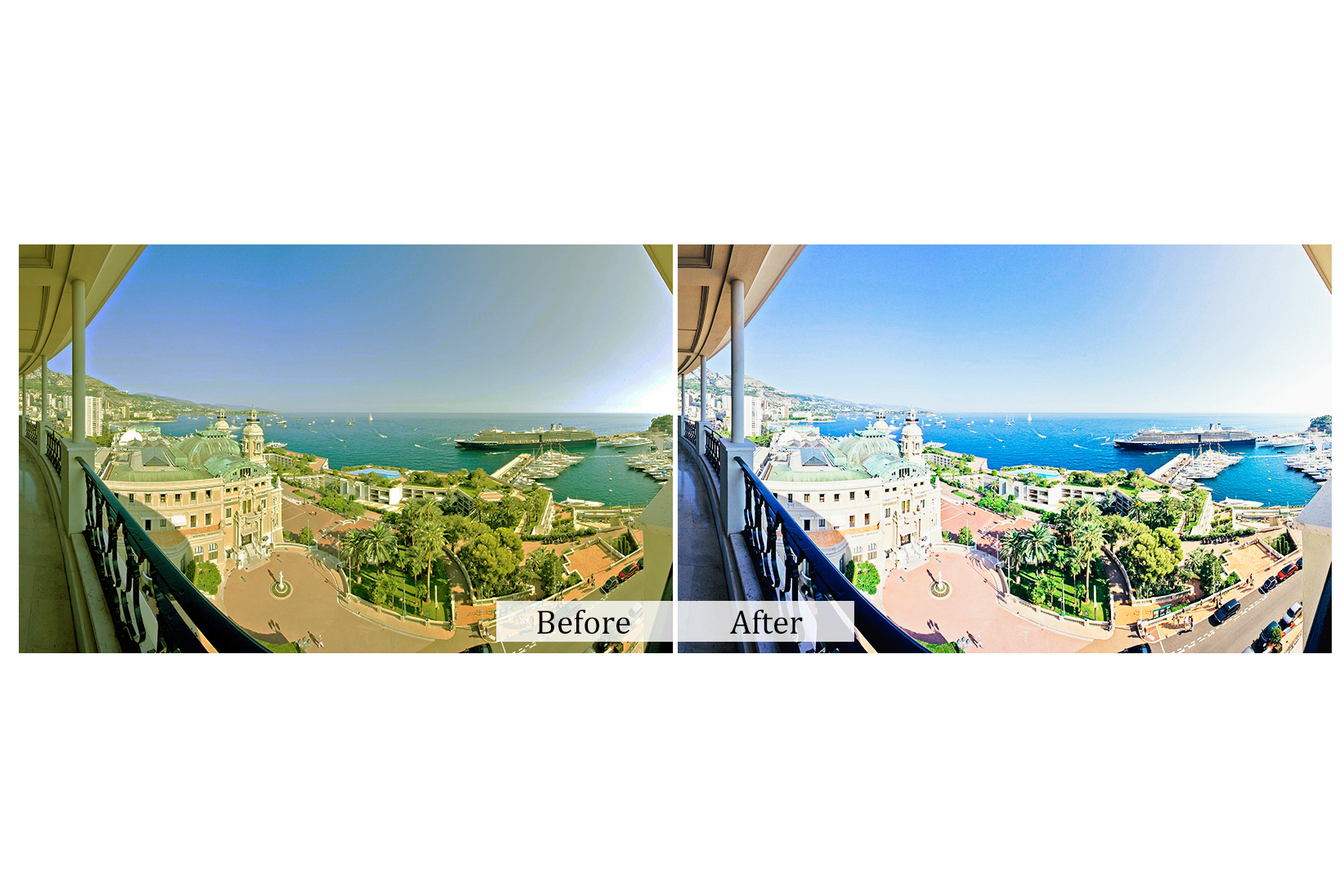 30 Cityscape Photoshop Actions example image 6