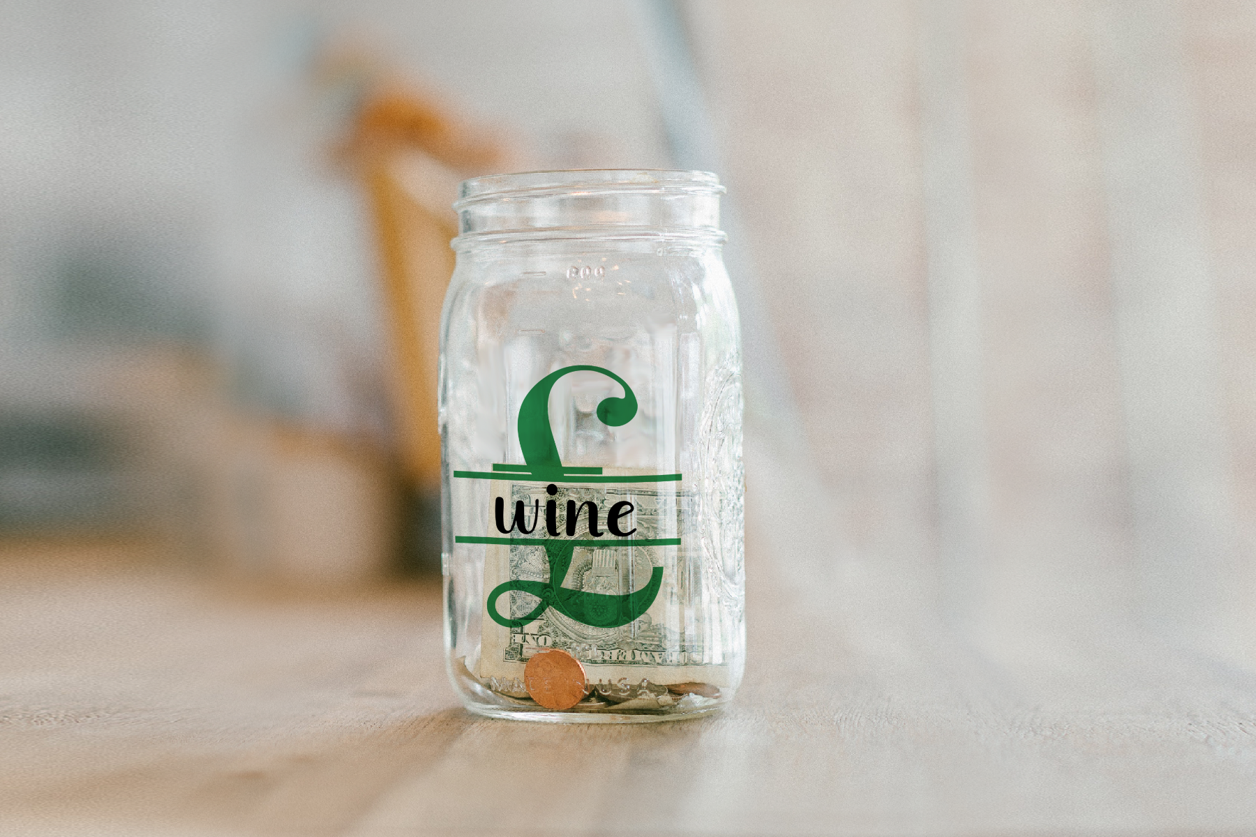 Saving for Wine Bank Design, Savings Series, SVG example image 4