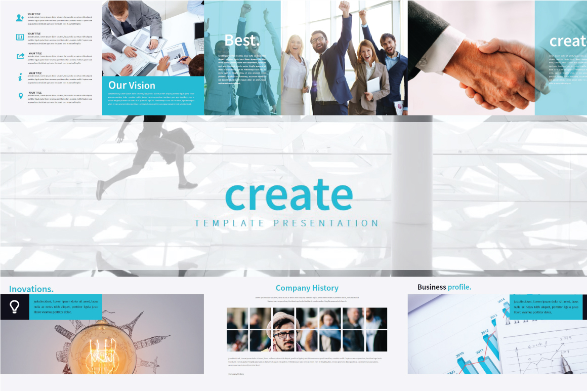 Create powerpoint template by sliderta design bundles create powerpoint template example image 1 toneelgroepblik Images