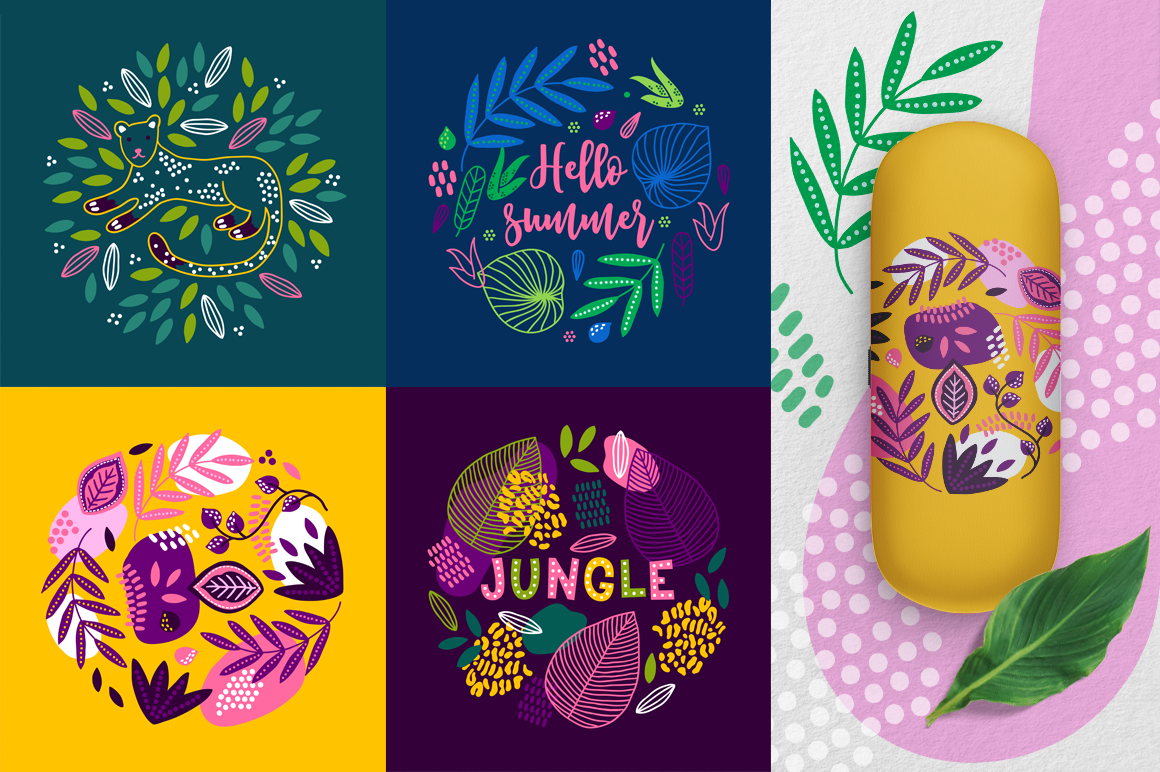 Jungle Kit example image 7