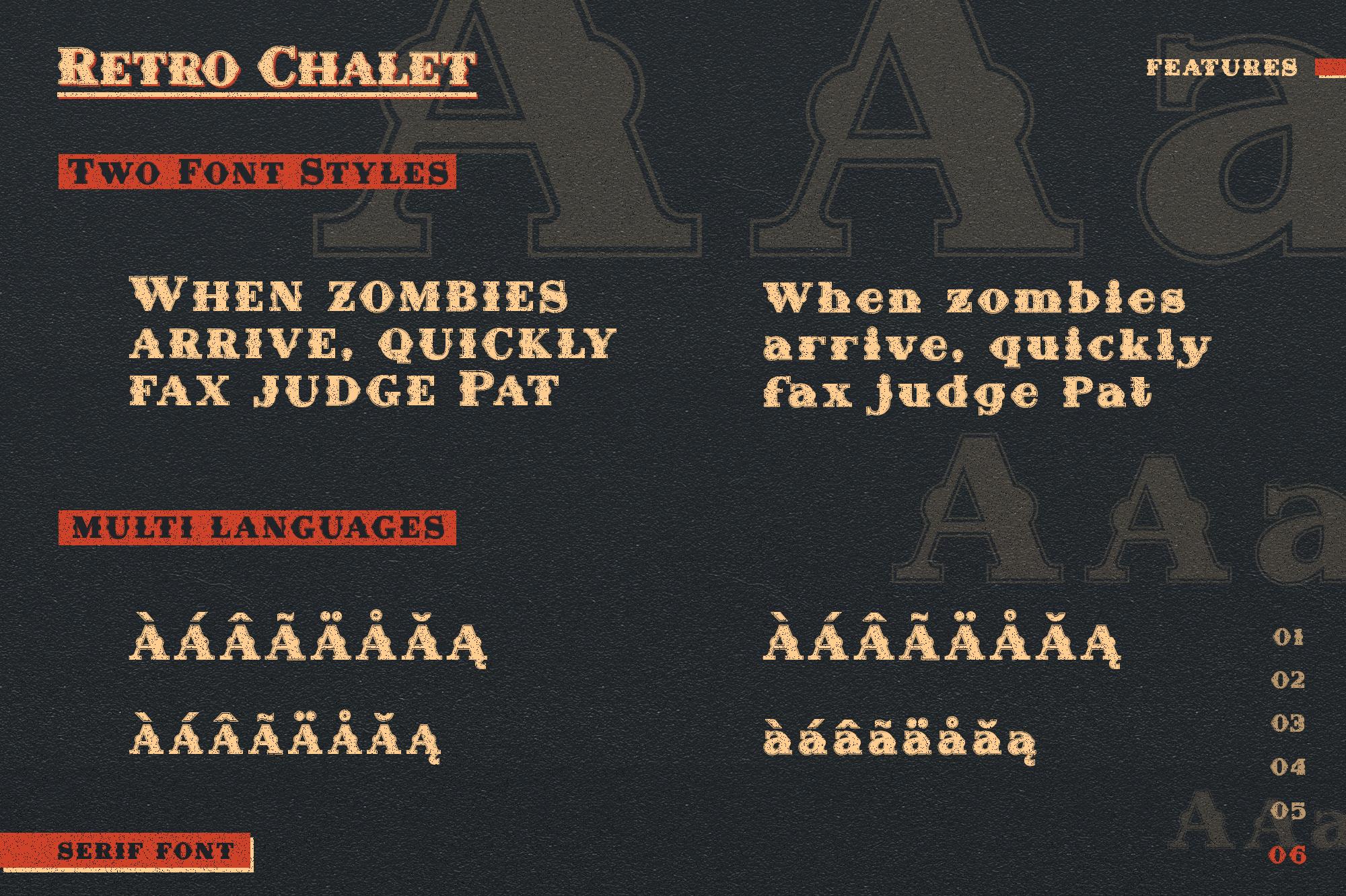 Retro Chalet example image 6