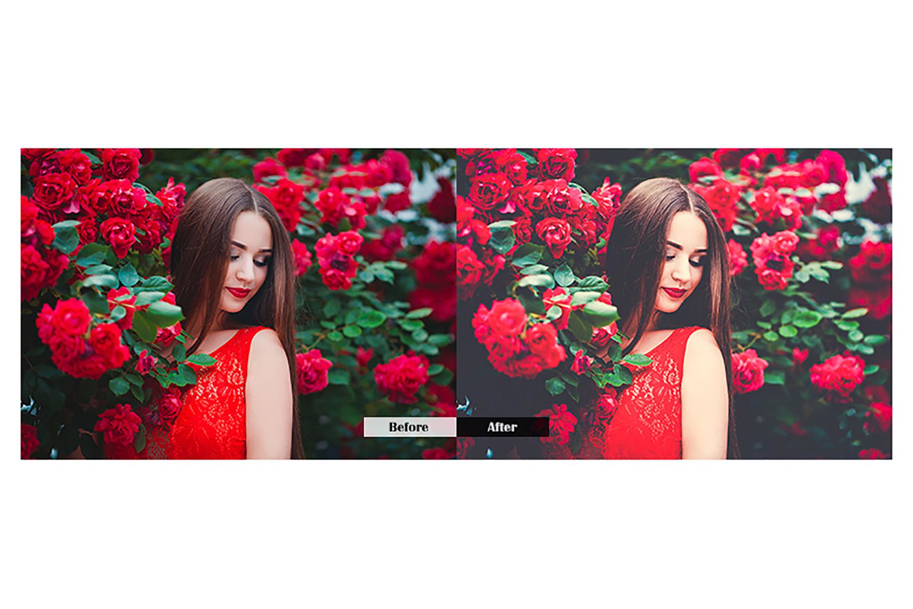 Fashion Model Lightroom Mobile Presets example image 6