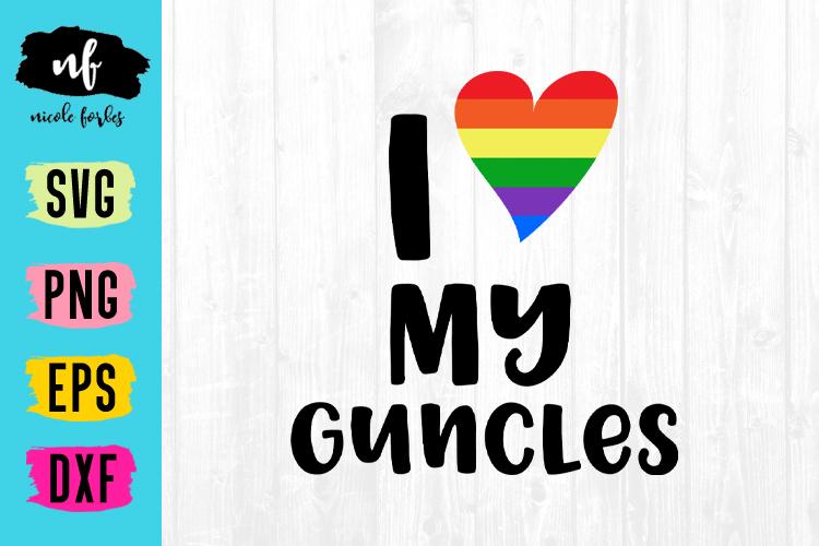 LGBT Pride SVG Bundle example image 3