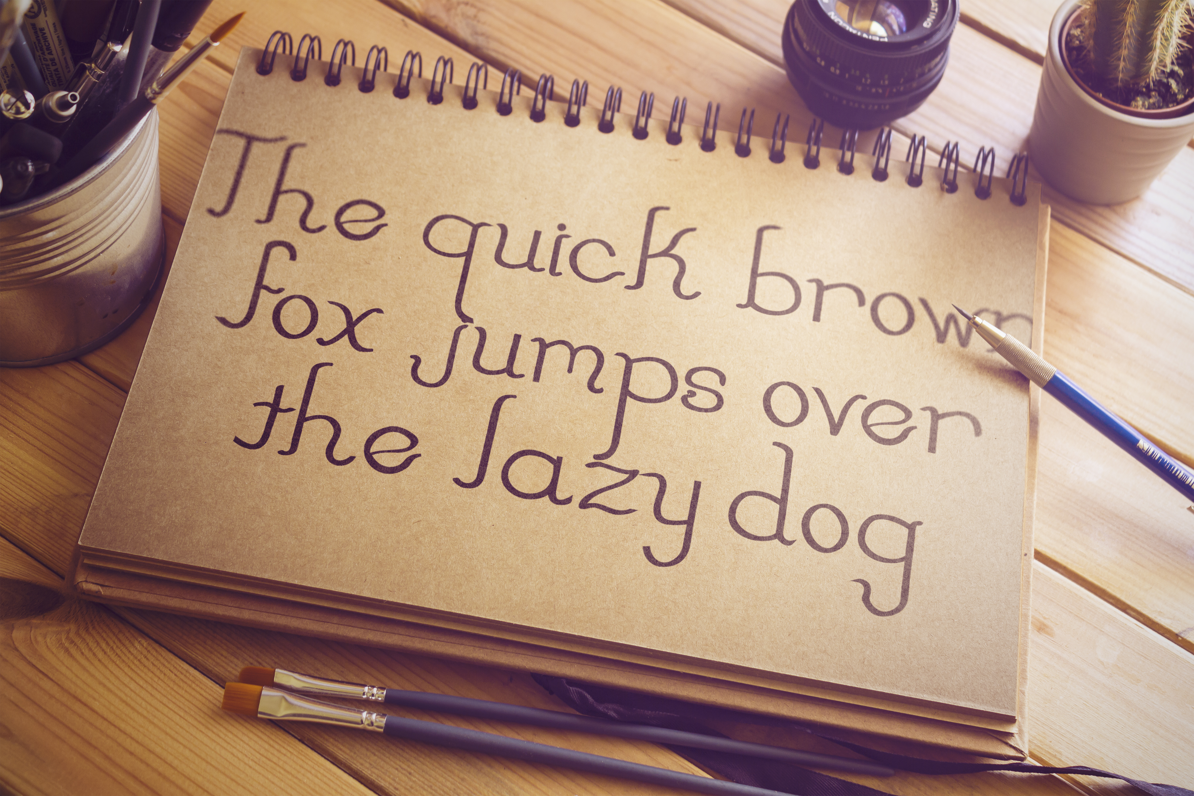 Little Swish Font Family example image 4